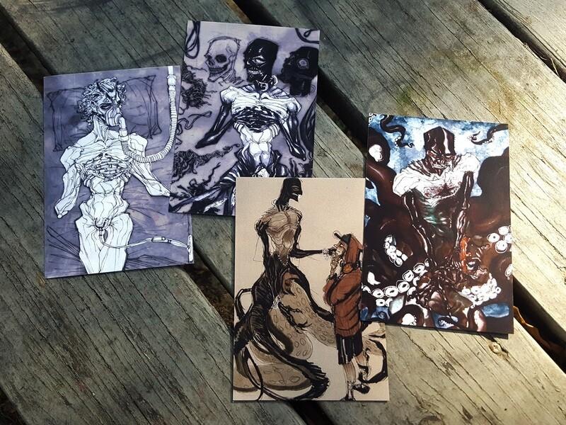 TF2 Tentaspy prints (4x6)