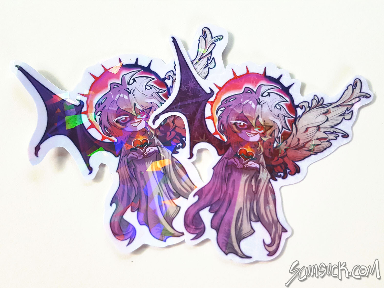 YGO Bakura Change of Heart Sticker