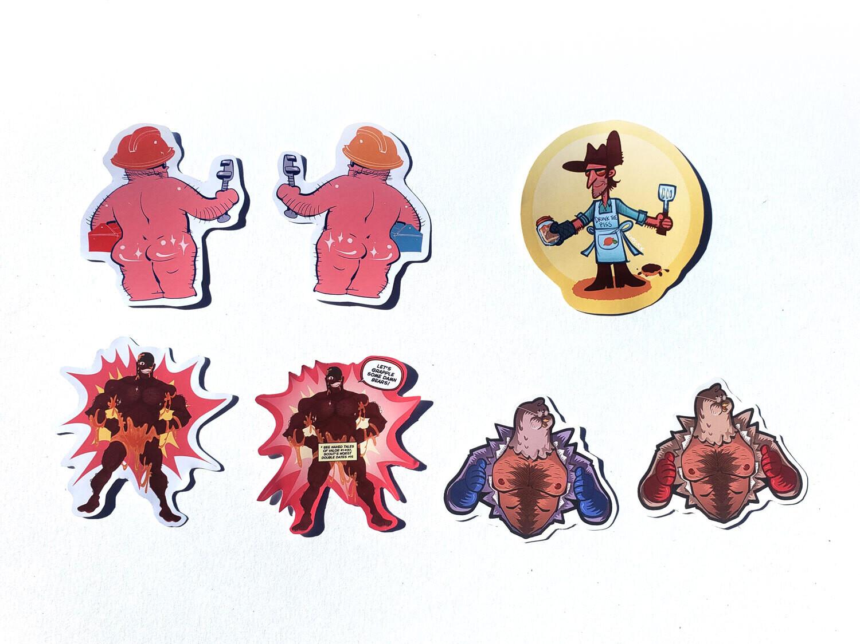 TF2 Sexy Stickers