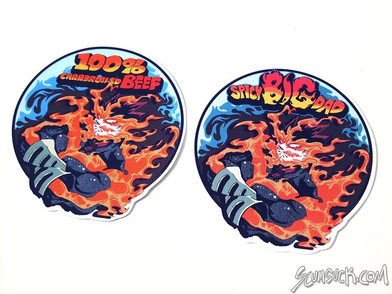 BNHA Endeavor Stickers
