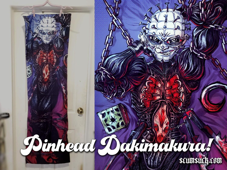 Pinhead Dakimakura