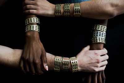 Selma Bridge Cuff Bracelet