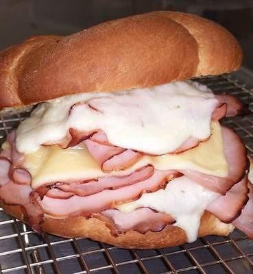 Hot Ham and Cheese