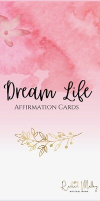 Dream Life Affirmation Cards - Single Pack