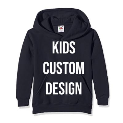 Kids Custom Design Pullover Hoodie