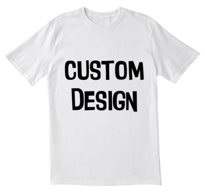 Adults Custom Design T-Shirt