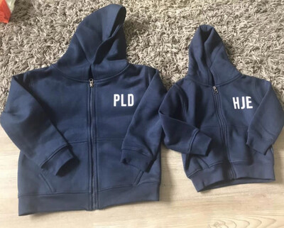 Personalised Initials