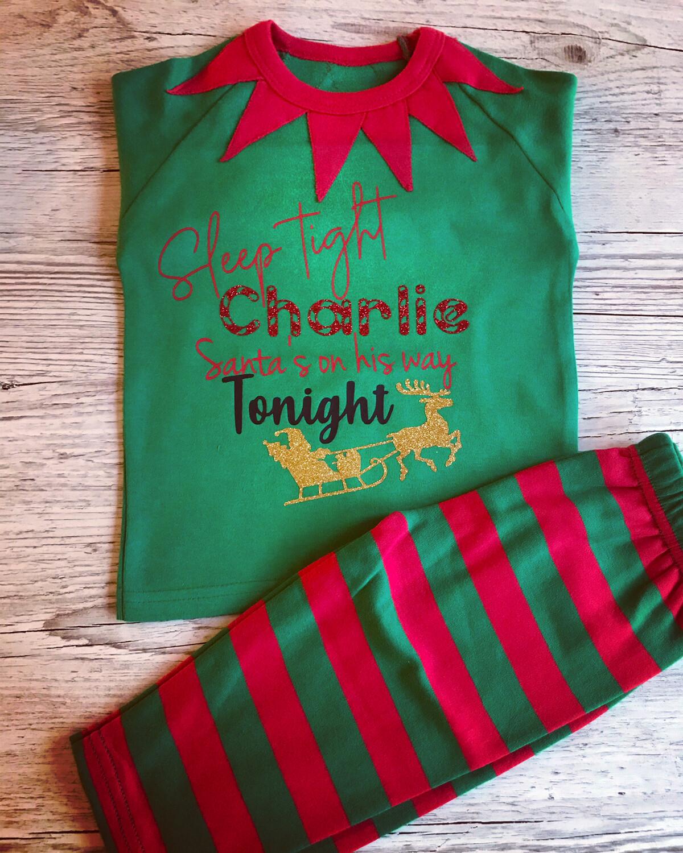 Christmas ELF pjs