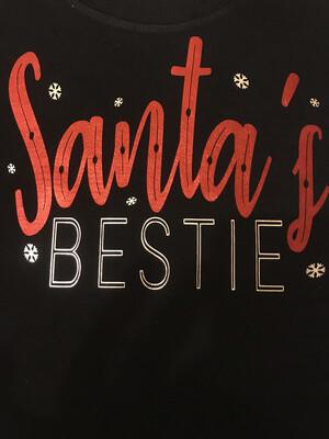 Santas Bestie T-shirt