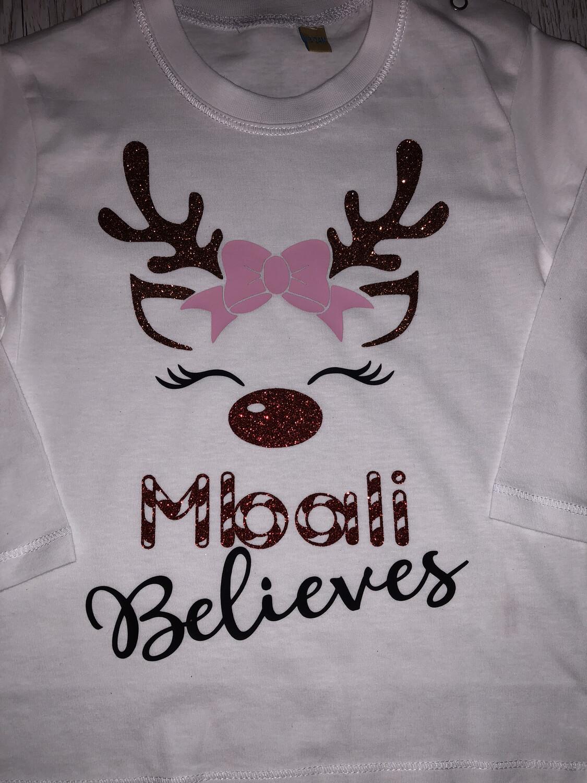 Kids Christmas Tshirt