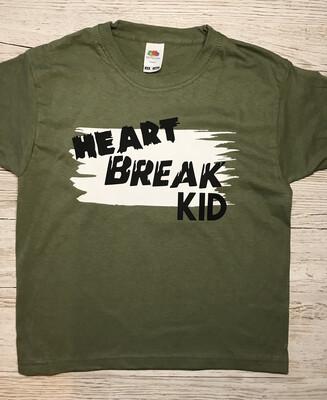 Heart Break Kid Tshirt