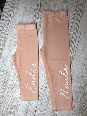 Leggings (thinner Font)