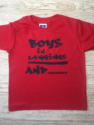 Boys In Leggings AND.......