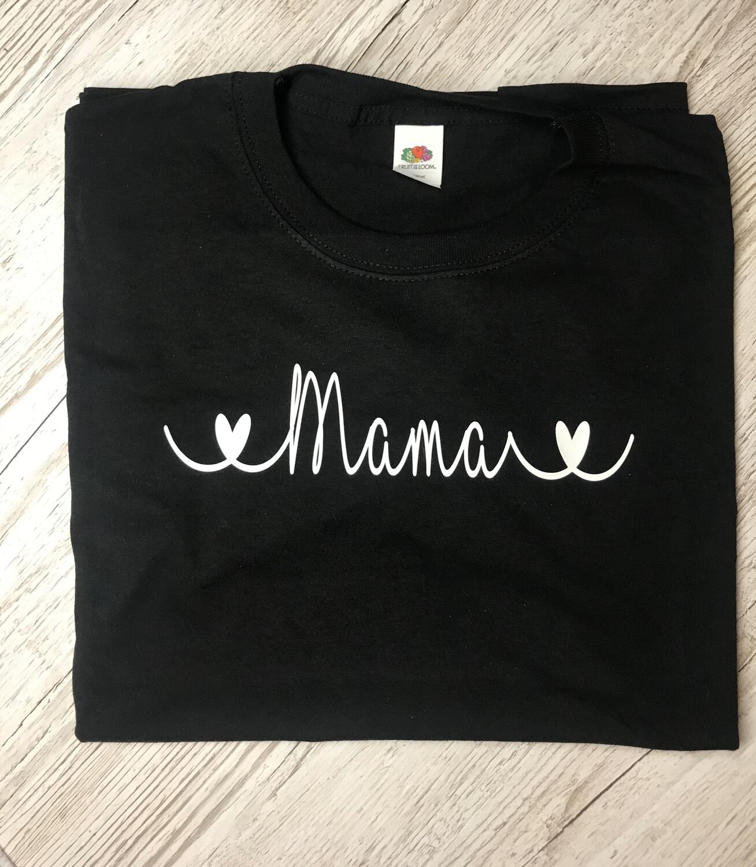 Mama Name Tee