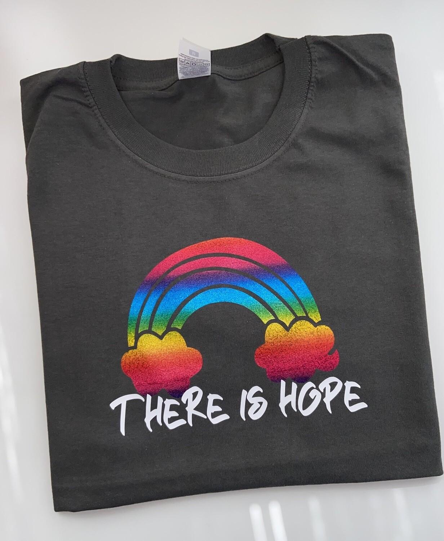 Rainbow - there is hope Tee