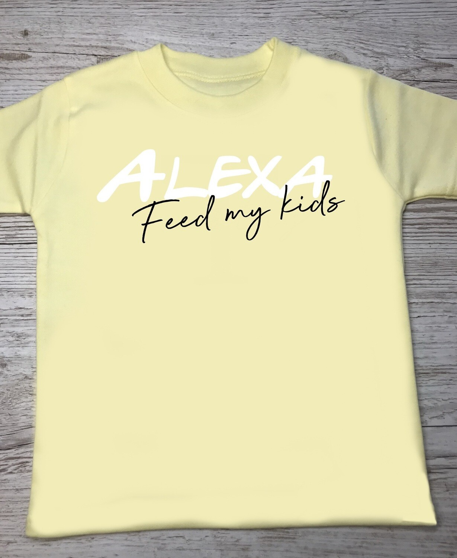 Alexa feed my kids