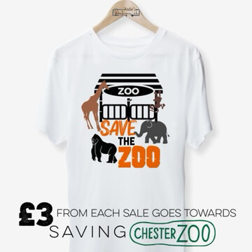 Zoo Charity Tees