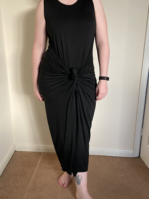 Hallie Sleeveless Dress