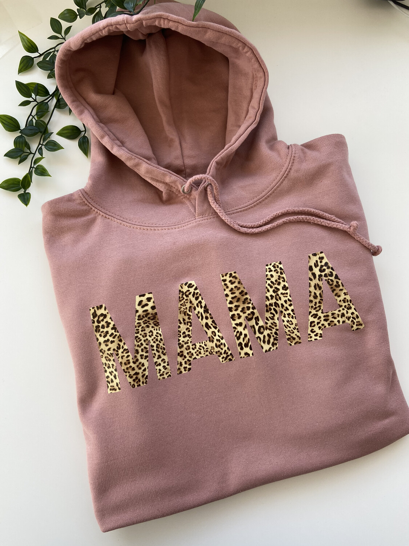 Adults - Bold Mama Sweatshirt/hoodie/snoodie