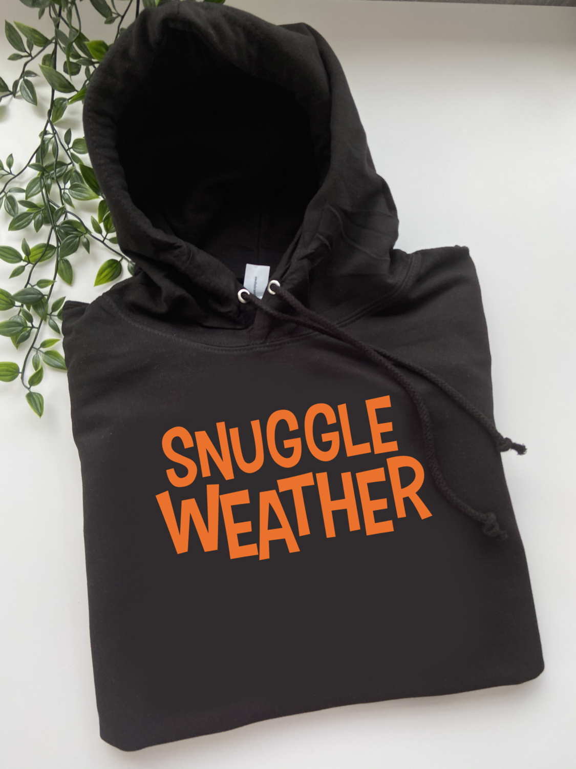 Adults - Snuggle Weather Sweatshirt/hoodie/snoodie