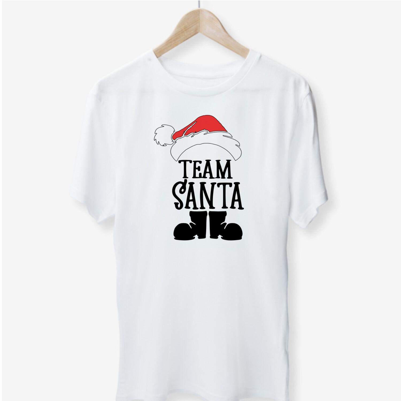 Team Santa Tshirt