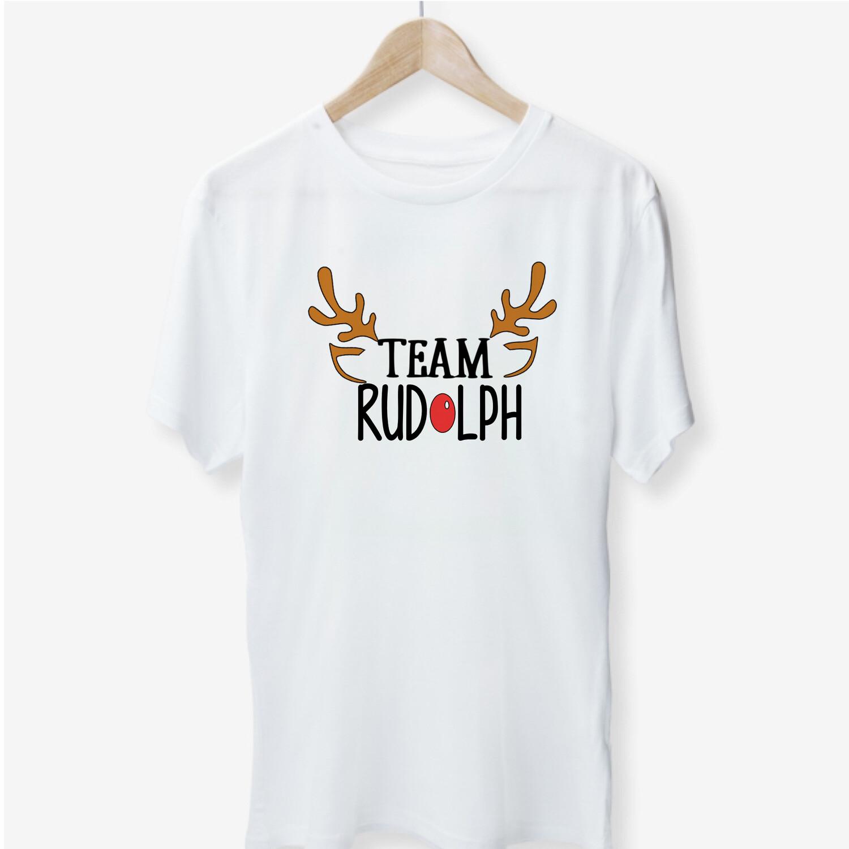 Team Rudolph Tshirt