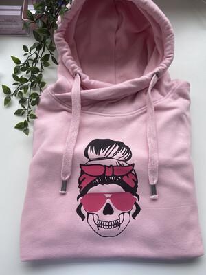 Adults - Skull Sweatshirt/hoodie/snoodie
