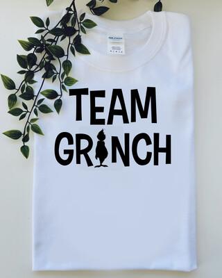 Team Grinch Tshirt