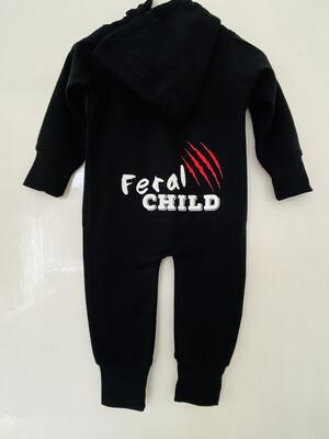 Feral Child Younger Kids Onesie