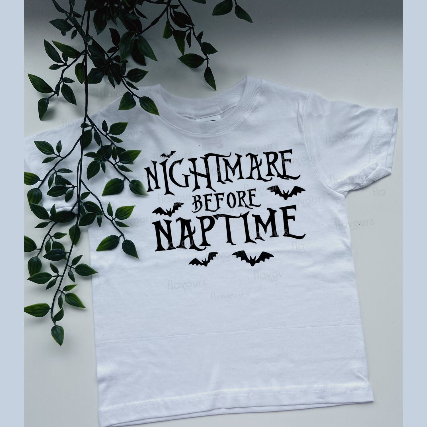 Nightmare Before Naptime/bedtime