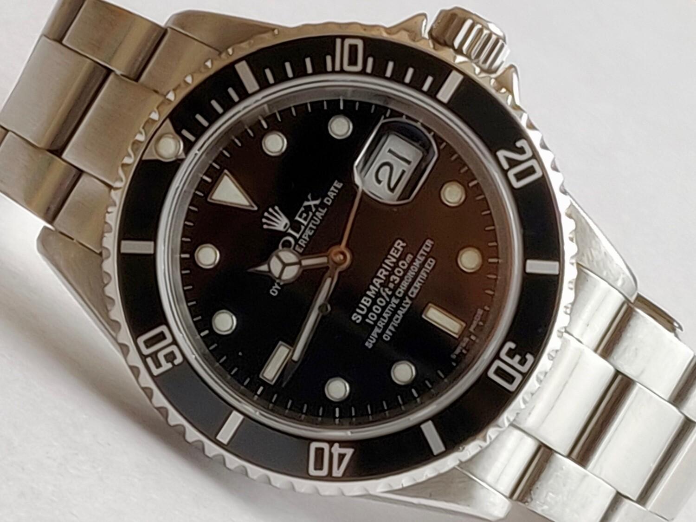 2003 Rolex Submariner 16610T