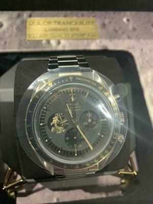 Omega Speedmaster - Apollo 11 50th anniversary - Limited Series