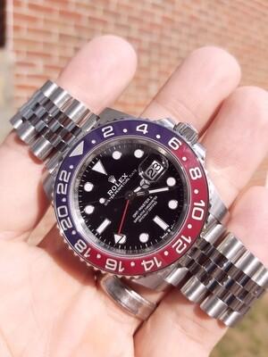 Rolex GMT Master II 126710 BLRO