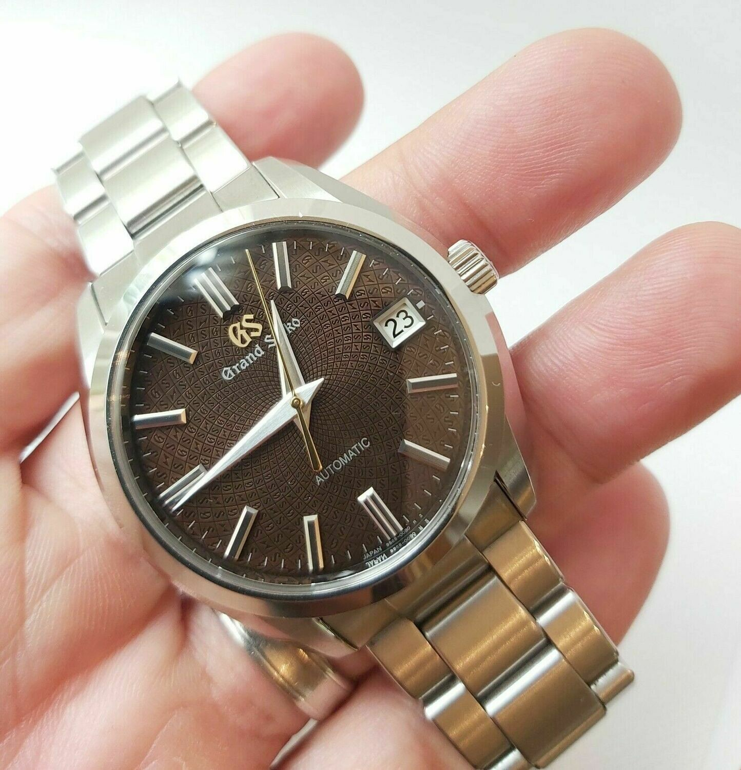 Grand Seiko SBGR311G 2018 Limited to 1300