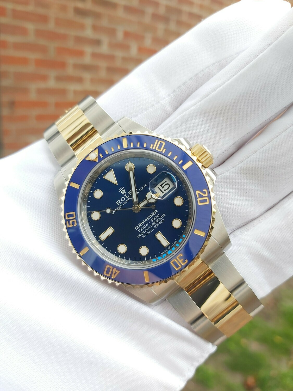 Rolex Submariner 126613LB - Unworn & Partially Stickered