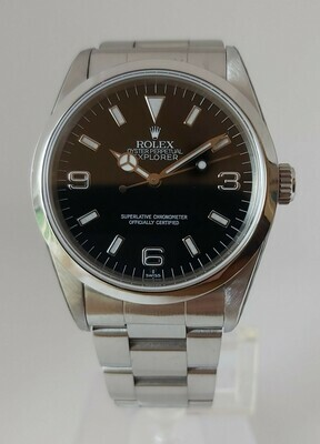 Rolex Explorer 14270 - 'SWISS' Only Dial