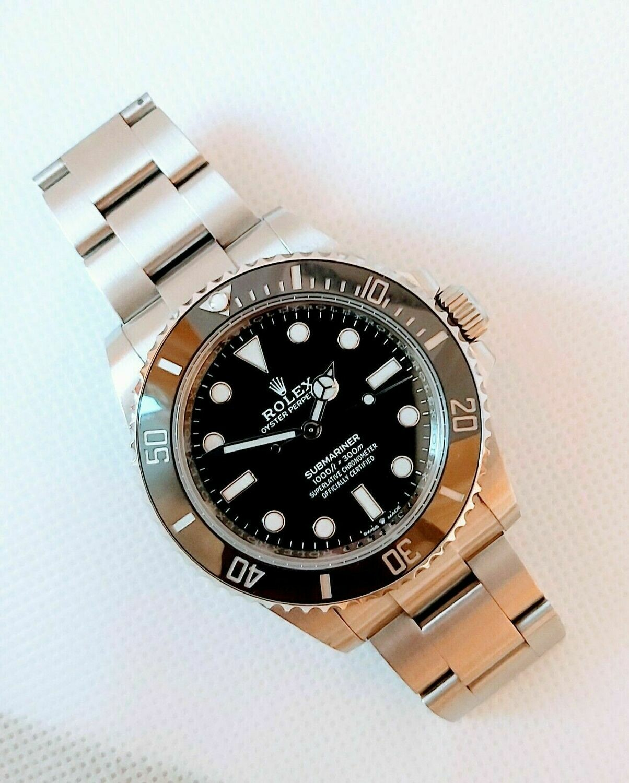 Rolex Submariner 124060 - 2020 Full Set
