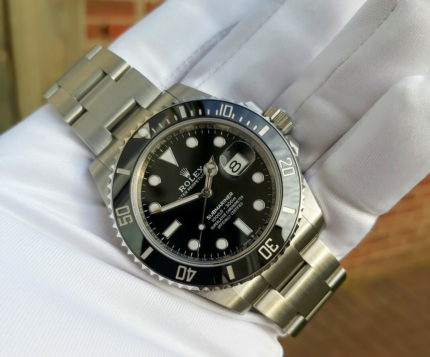 Rolex Submariner 126610LN - Unworn 2020 Full Set