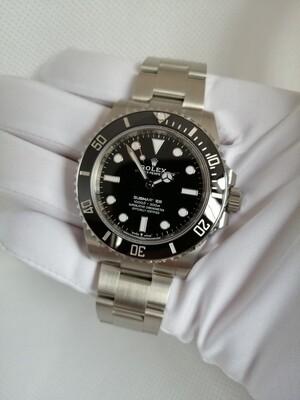 Rolex Submariner 124060 - 2021 Full Set - Unworn