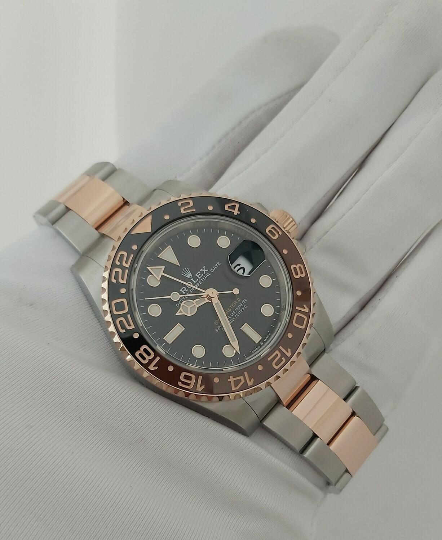 Rolex GMT Master II 126711CHNR - 2021 Unworn
