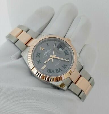 Rolex Datejust 126331 41mm - Wimbledon Dial - Unworn