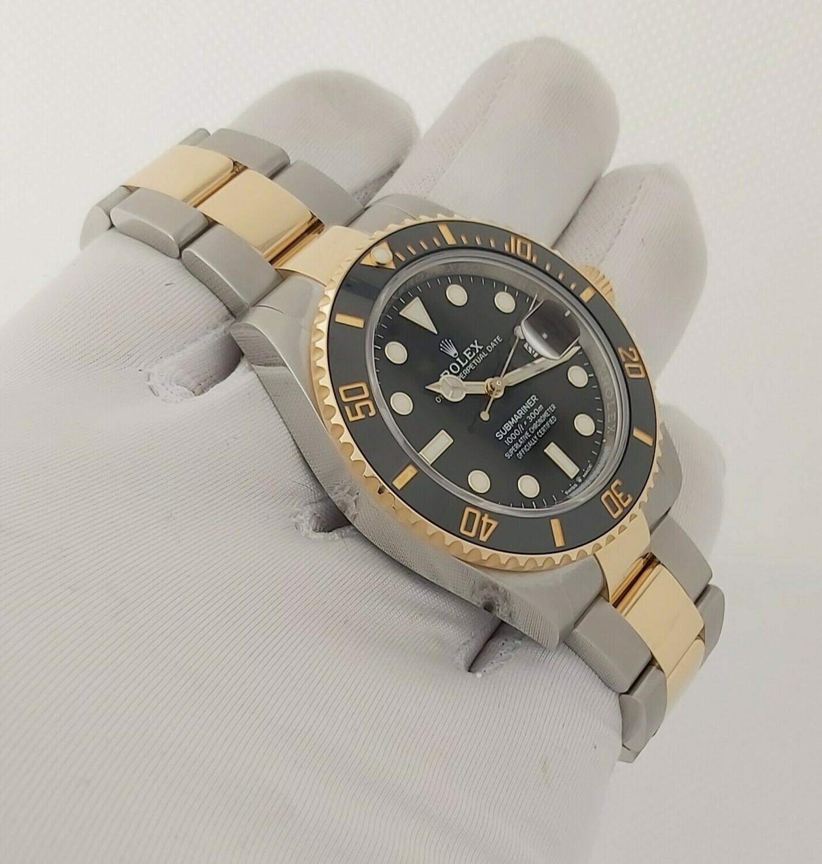 Rolex Submariner 126613LN - Full Set - 2021 - Brand New - Unworn