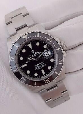 Rolex Submariner 126610LN - 2021 New & Unworn