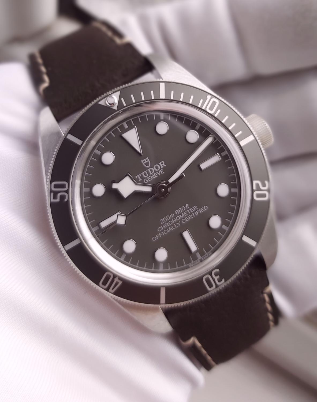 Tudor Black Bay 58 - 925 Silver - 79010SG New & UNWORN