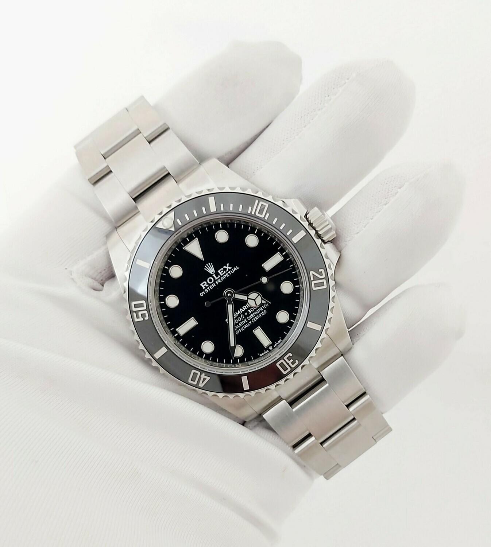 Rolex Submariner 124060, 2021 - New & Unworn
