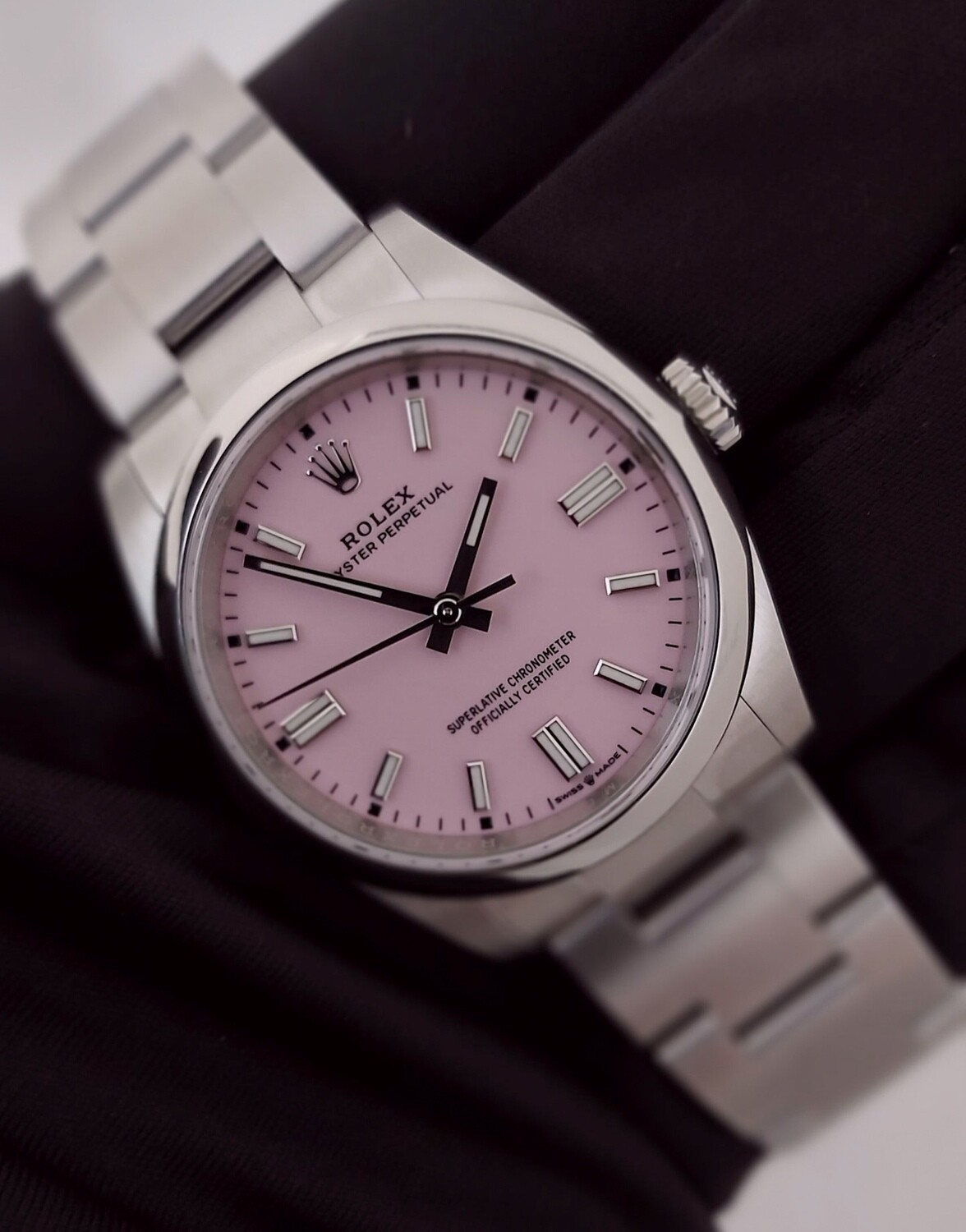Rolex Oyster Perpetual 36 126000 Pink - New & Unworn, 2021