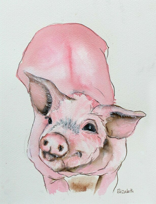 This Little Piggy Stayed at Home