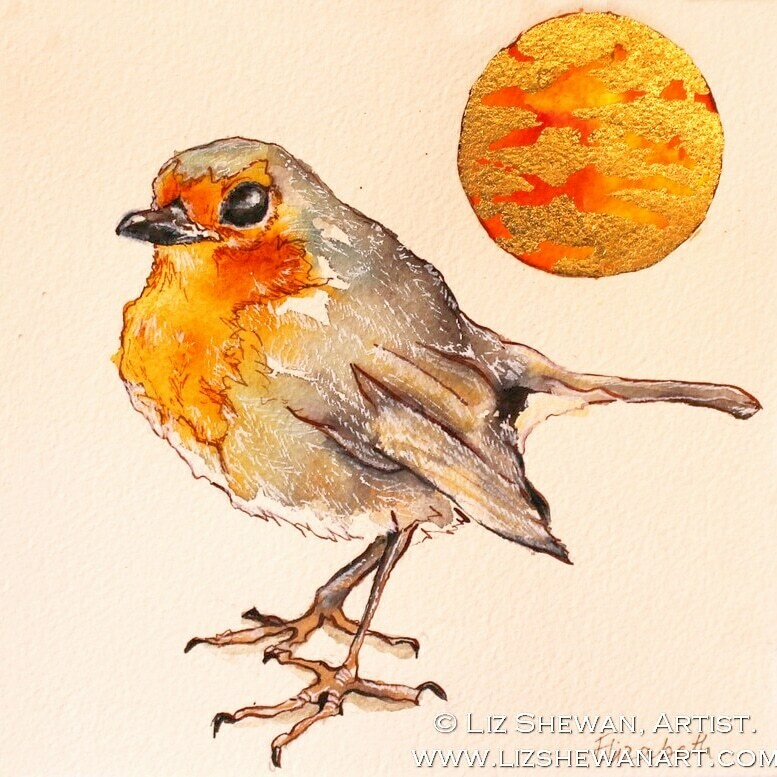 Robin Shimmer | Heaven's Song