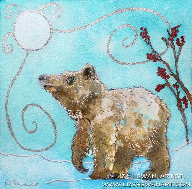 Follow your Moon - Bear Totem
