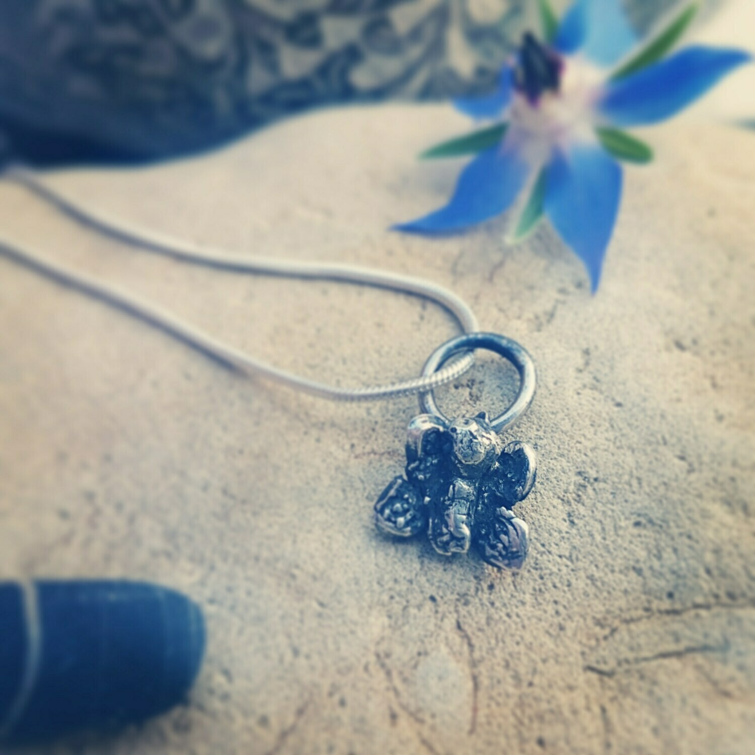 The New You Butterfly Amulet